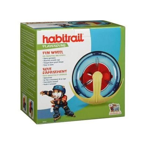 Habitrail Playground Rueda - Envío Gratuito