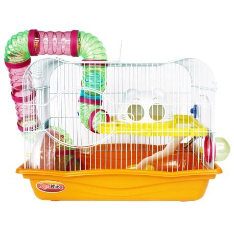 Jaula Fresno I Para Hamster - Envío Gratuito