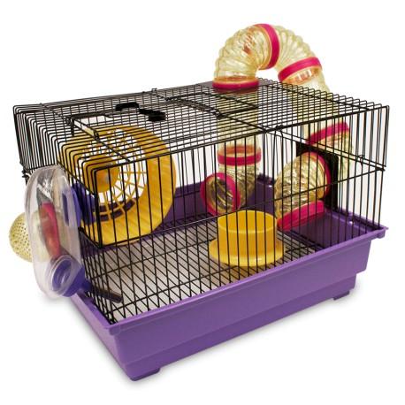 Jaula San Diego I Para Hamster - Envío Gratuito