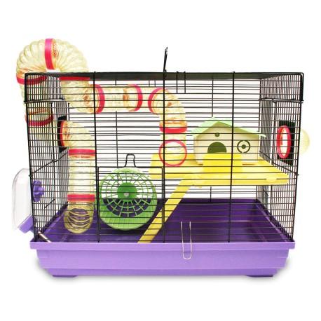 Jaula San Diego II Para Hamster - Envío Gratuito