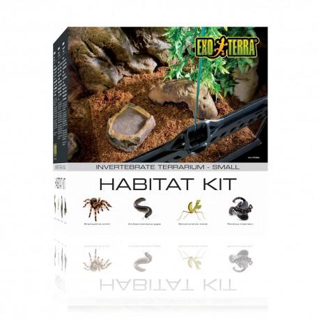 Exo-Terra: Kit Habitat Invertebrados - Envío Gratuito