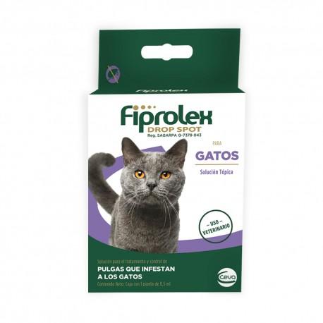 Fiprolex Gatos - Envío Gratuito