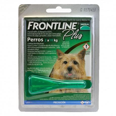 Frontline Plus Perros - Envío Gratuito