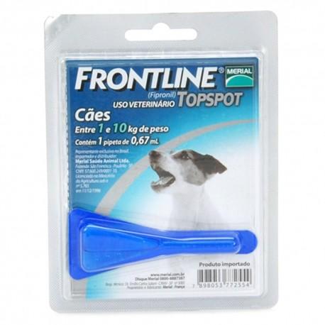 Frontline Top Spot Perros - Envío Gratuito