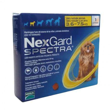 Nexgard Spectra - Envío Gratuito