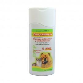 Shampoo Clorexiderm