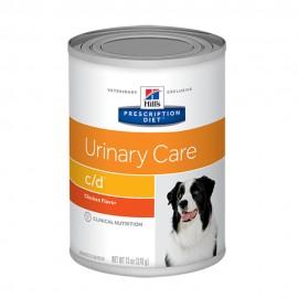 Urinary c/d