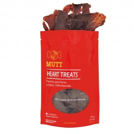 Mutt Heart Treats