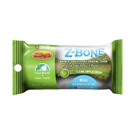 Z-Bones: Manzana (1 pieza) - Envío Gratuito