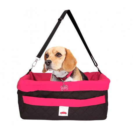 Asiento Doggy Car Rosa - Envío Gratuito