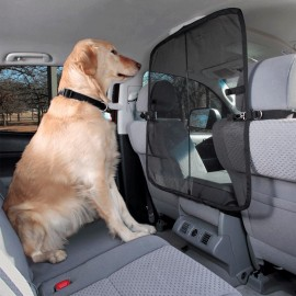 Front Seat Net Barrier