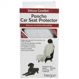 Front Deluxe Poncho Seat Protector