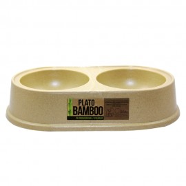 Bowl Bamboo Doble